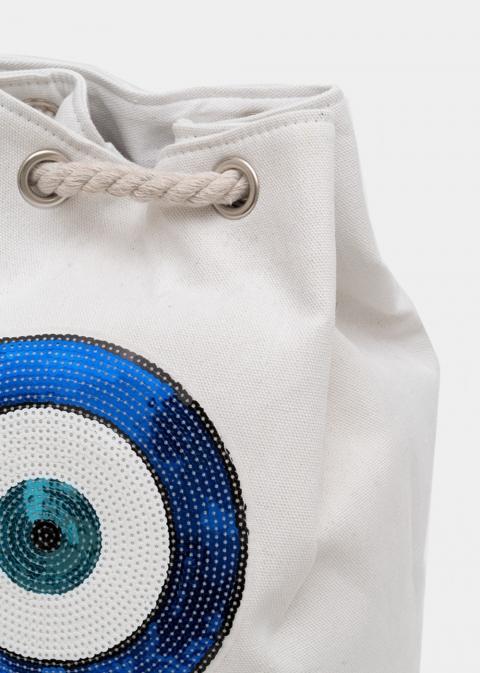 White eye sack