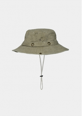 Olive jean active hat