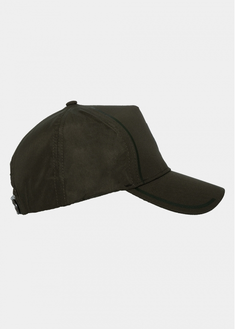 Olive wolf active hat