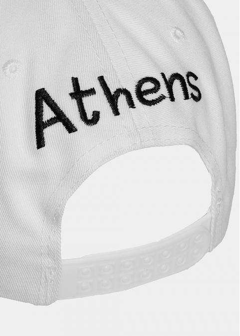 Athens sketch white